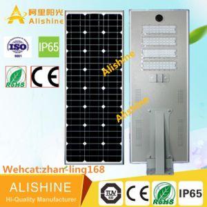Regierungs-Projekt 5 Jahre Garantie-Zeitraum-mit des hohe Leistungsfähigkeits-Sonnenkollektor-Solar-LED hellem Hersteller Straße Anweisung-der Beleuchtung-LED
