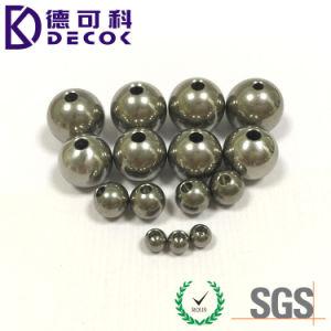 SUS304/6mm percés bille en acier inoxydable
