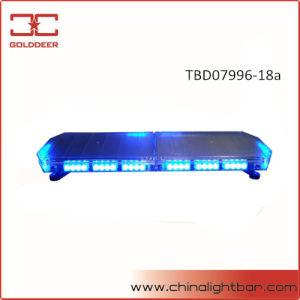 TIR 72W super dünne LED Lightbar 900mm (TBD07996-18A-blue)