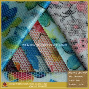 Shoes (SP027)のための新しいDegin Satin Fabric