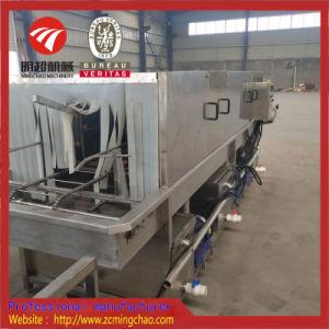Machine de nettoyage automatique de chiffre d'affaires Panier Box/Bac Machine à laver