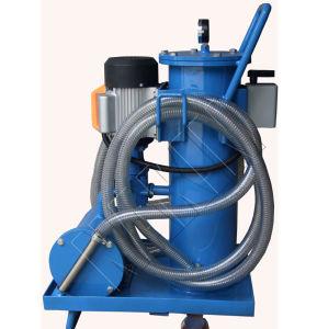 Sistema de filtración de aceite de múltiples portátil purificador de la máquina