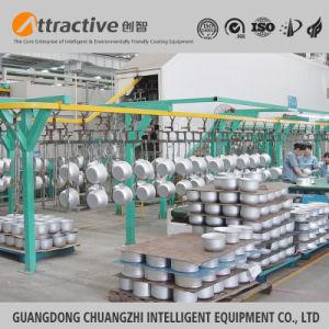 Le chinois fait en usine à mesurer des ustensiles de cuisson Revêtement Moule à gâteau avec le Moniteur système automatique