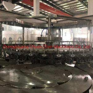 500ml-2000ml plafonnement de l'eau minérale Machine de remplissage de bouteilles