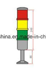 Wholesale AC110 3 capas de colores de la TORRE DE SEÑAL LED Testigo/lámpara