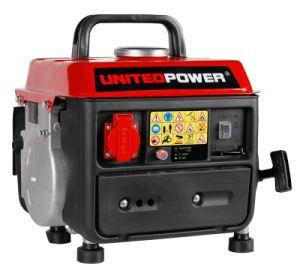 小さい携帯用低雑音の軽いガソリン発電機