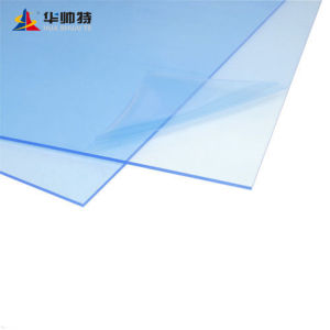 Fábrica de servicio de OEM personalizar 10mm de espesor de la hoja de acrílico transparente para la decoración
