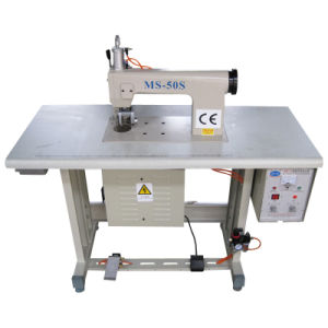 Qualité et bon prix ! Machine à coudre ultrasonique pour la robe chirurgicale (CE)