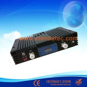 repeater van het Signaal Dcs1800MHz van 27dBm 80db GSM900MHz de Mobiele
