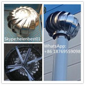 Carenagem da chaminé de ventilação da turbina