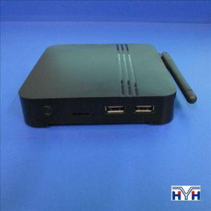 Forte WiFi casella doppia di memoria TV del Android 4.2.2 HDMI (HYH-TB804)