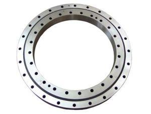 Tamaño grande de los rodamientos de anillo de rotación de la grúa de cubierta