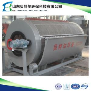 Filtro de tambor para tratamento de água