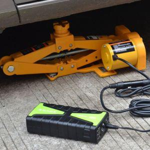 Mini Power Bank con coche de Accu Saltar
