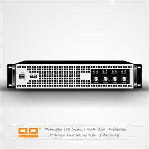 Interruptor de 4 canais de alta qualidade profissional de modo de amplificadores de potência elevada