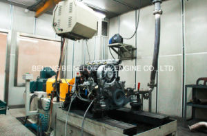 Motore diesel raffreddato aria F6l912t per i gruppi elettrogeni