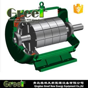 220V de permanente Generator van de Magneet, de Lage Generator van T/min AC