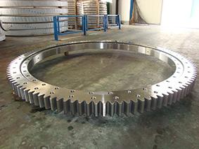 Kobelco SK 60/ roulement de pivotement pour excavatrice de la bague pivotante