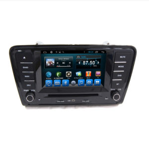 in Dash Multimedia Receiver per Volkswagen Skoda Octavia A7
