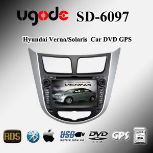 Ugode Hyundai Verna (SD-6097)를 위한 2012년 차 DVD 플레이어 GPS SD-6097