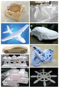 Router di legno della macchina di CNC del fornitore 5axis della fabbrica della Cina di alta qualità