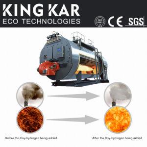 Hunan Oxhídrico Kater generador en Caldera Kingkar10000