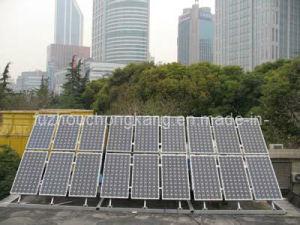 5kw de energía solar fotovoltaico conectado a red System