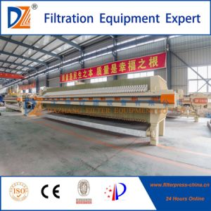 Добыча железной руды мембранного фильтра /Автоматический пресс 1500 Series