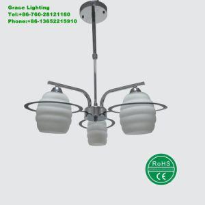 Lâmpada Pendente lindo lustre de vidro (GD-6279-3)