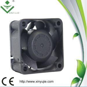 Ventilateur de courant continu 12V 24V Ventilateur à air chaud 40mm 40X40X28mm Ventilateur