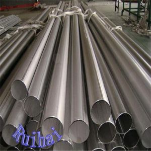 SUS304 de Pijp van het Roestvrij staal van het lassen