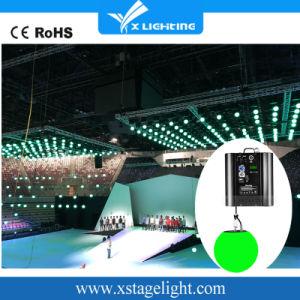 Fábrica de China cabestrante DMX Bola esfera cinética LED Lights