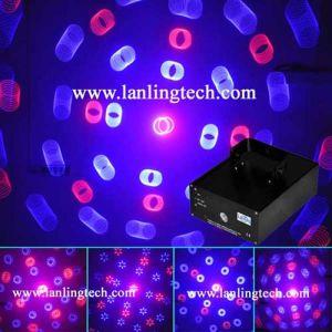 Красный и синий лазер DJ Disco (L620РБ)