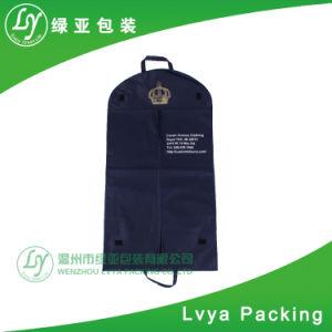 De de in het groot Opnieuw te gebruiken Vouwbare Niet-geweven die Dekking van het Kostuum/Zak van het Kledingstuk in China wordt gemaakt