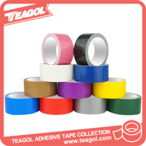 Fuerte adhesión alfombra tela adhesiva de embalaje cinta adhesiva