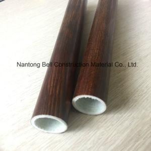 FRP/GRPの円形の管、木製の穀物の管、ガラス繊維の木製の穀物の管