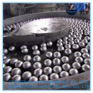 Esfera de aço de carbono de 1/2 polegada