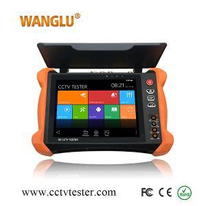 Neue X9 Funktion CCTV-Kamera-Prüfvorrichtung der Serien-8-Inch vollste mit Onvif 4 prüfende Kanäle, Auflösung 2048*1536