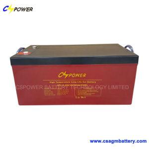 Mariene Batterijen van de Batterij van het Gel van de Cyclus 300ah van de zonneMacht 12volts de Diepe