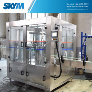 A Nigéria Factory 750ml de garrafa pet máquina de enchimento de água pura