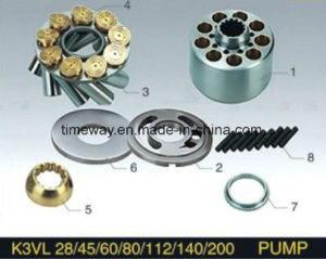 Kit de reparação de Kawasaki Peças da Bomba de óleo hidráulico K3VL28/45/60/80/112 partes separadas