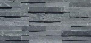 壁のクラッディングのための自然な灰色/赤く/白いスレート文化石