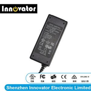 Nuevo estilo de 2,5 a 18V 45W de potencia con adaptador para portátil, tipo de escritorio, la conmutación de audio y luces LED
