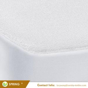 Matratze-Auflage-Deckel des König-Mattress Protector 100% wasserdichter