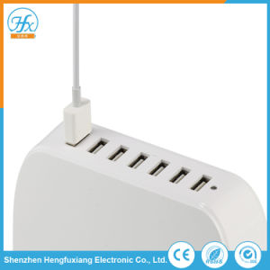 Schnelle 5V 8A USB-Handy-Aufladeeinheits-aufladenstandplatz