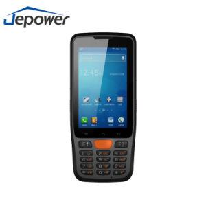 4-дюймовый сенсорный экран, 4G 3G 2g с двумя SIM-двойной режим ожидания сканер RFID Android КПК