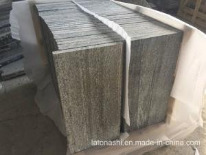Granito grigio polished di nero santiago per le mattonelle di