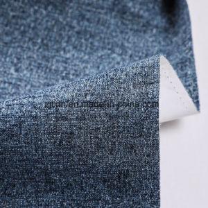 Dobby tejido de color azul Funda de tela para tapicería