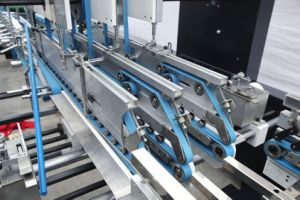Macchina automatica di Gluer del dispositivo di piegatura di Speedwave (XL-800S)