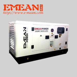 Populaires 40kw insonorisées générateur diesel pour utilisation à domicile ou en région éloignée de puissance continue